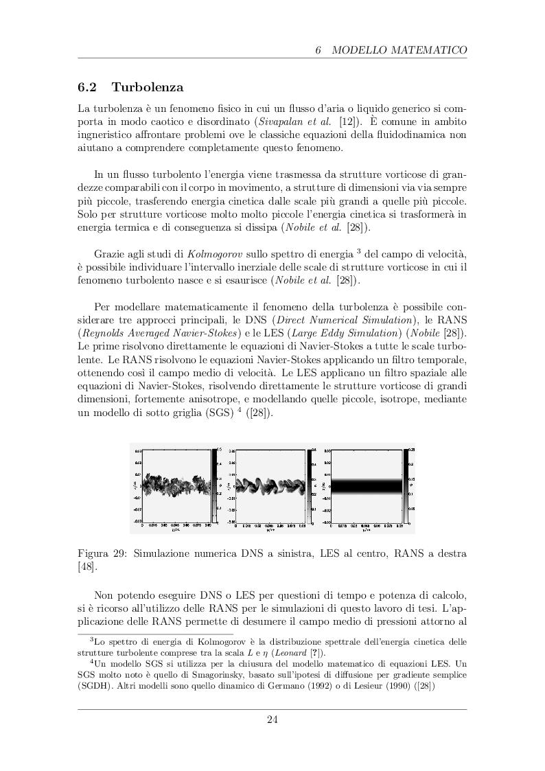 Estratto dalla tesi: Analisi di stabilità di fondi naturali soggetti a campi fluttuanti di velocità e pressione