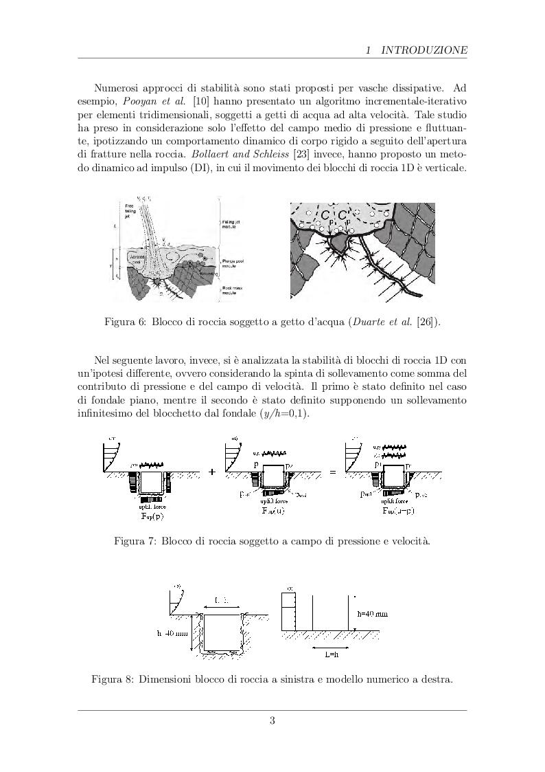 Anteprima della tesi: Analisi di stabilità di fondi naturali soggetti a campi fluttuanti di velocità e pressione, Pagina 5