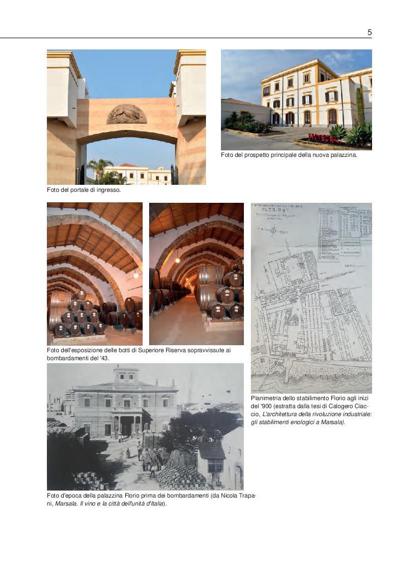 Anteprima della tesi: La Villa Ingham-Whitaker a Marsala: ricerca storica e restauro, Pagina 5
