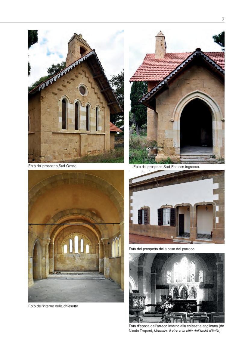 Anteprima della tesi: La Villa Ingham-Whitaker a Marsala: ricerca storica e restauro, Pagina 7