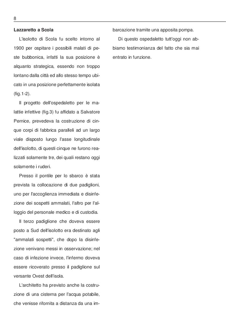 Anteprima della tesi: La Villa Ingham-Whitaker a Marsala: ricerca storica e restauro, Pagina 8