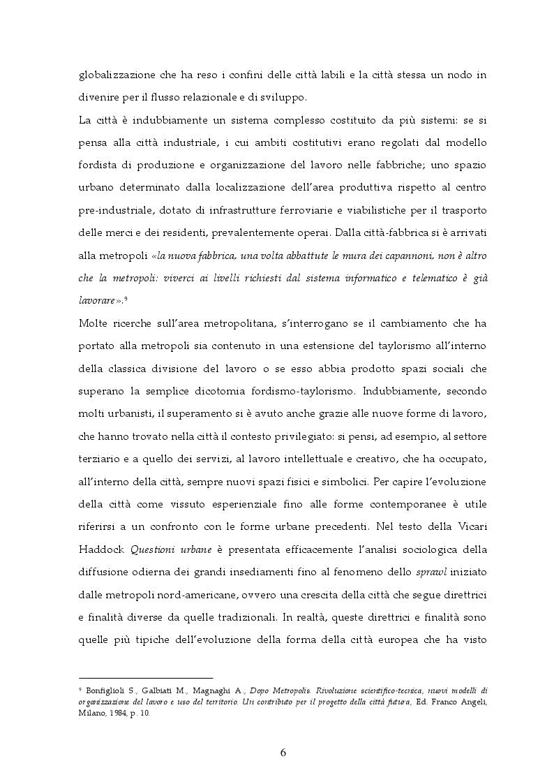 Anteprima della tesi: Gentrification, un fenomeno sociale delle città contemporanee, Pagina 7