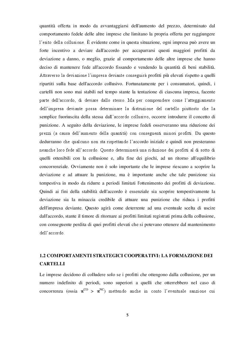 Anteprima della tesi: Formazione dei cartelli e strumenti di tutela della concorrenza. Il caso Novartis Roche, Pagina 5