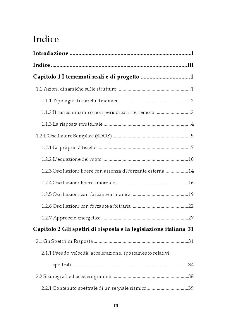 Indice della tesi: Strutture in legno per la ricostruzione post-sisma dei centri storici: progetto di una soluzione integrata per gli edifici in muratura, Pagina 1