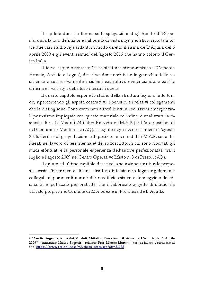 Anteprima della tesi: Strutture in legno per la ricostruzione post-sisma dei centri storici: progetto di una soluzione integrata per gli edifici in muratura, Pagina 3
