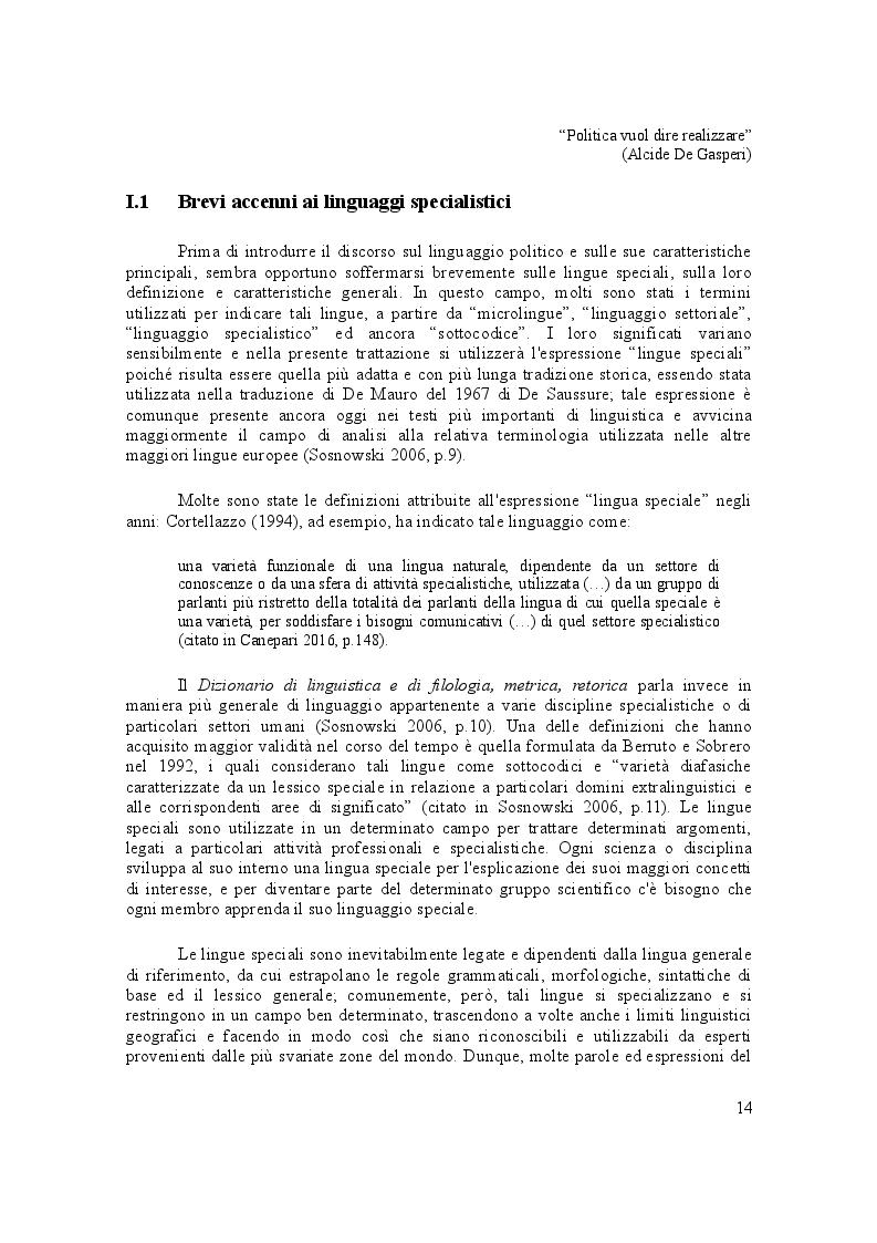 Estratto dalla tesi: Discursos Politicos di Marìa Lejarraga e Ada Colau. Analisi comprarativa