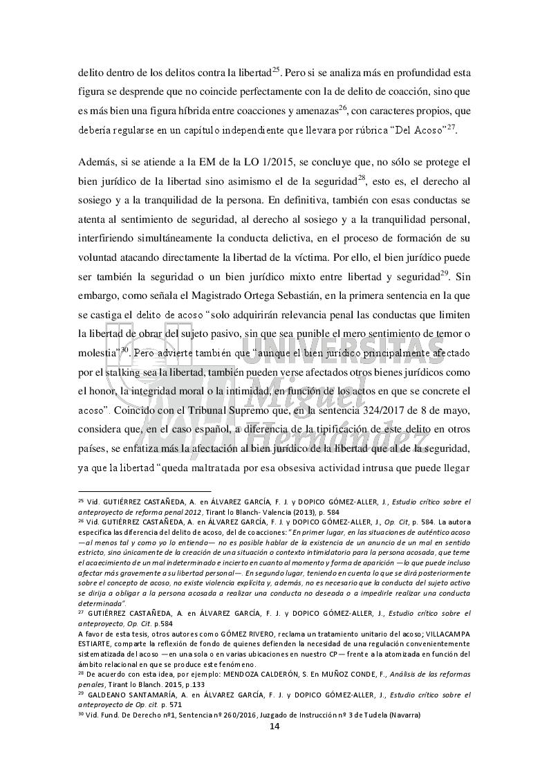 Estratto dalla tesi: Una aproximación al análisis y al estudio del acoso escolar (Approccio all'analisi e allo studio del bullismo)