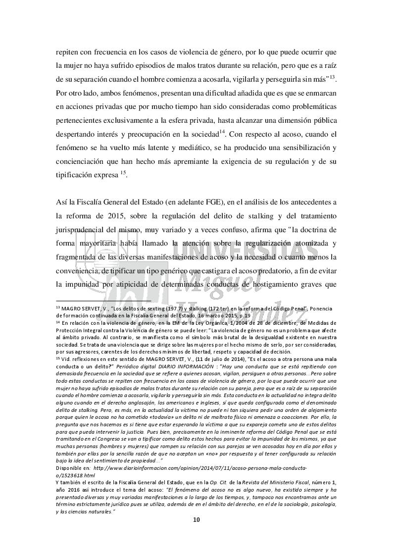 Anteprima della tesi: Una aproximación al análisis y al estudio del acoso escolar (Approccio all'analisi e allo studio del bullismo), Pagina 7