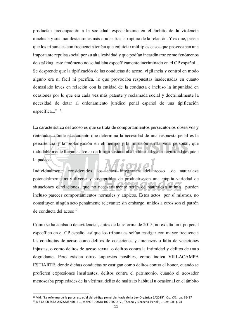 Anteprima della tesi: Una aproximación al análisis y al estudio del acoso escolar (Approccio all'analisi e allo studio del bullismo), Pagina 8