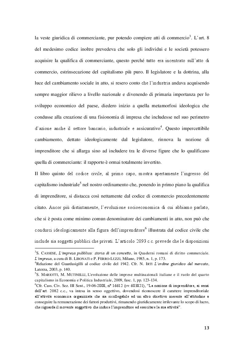 Anteprima della tesi: La governance delle società a controllo pubblico, Pagina 10