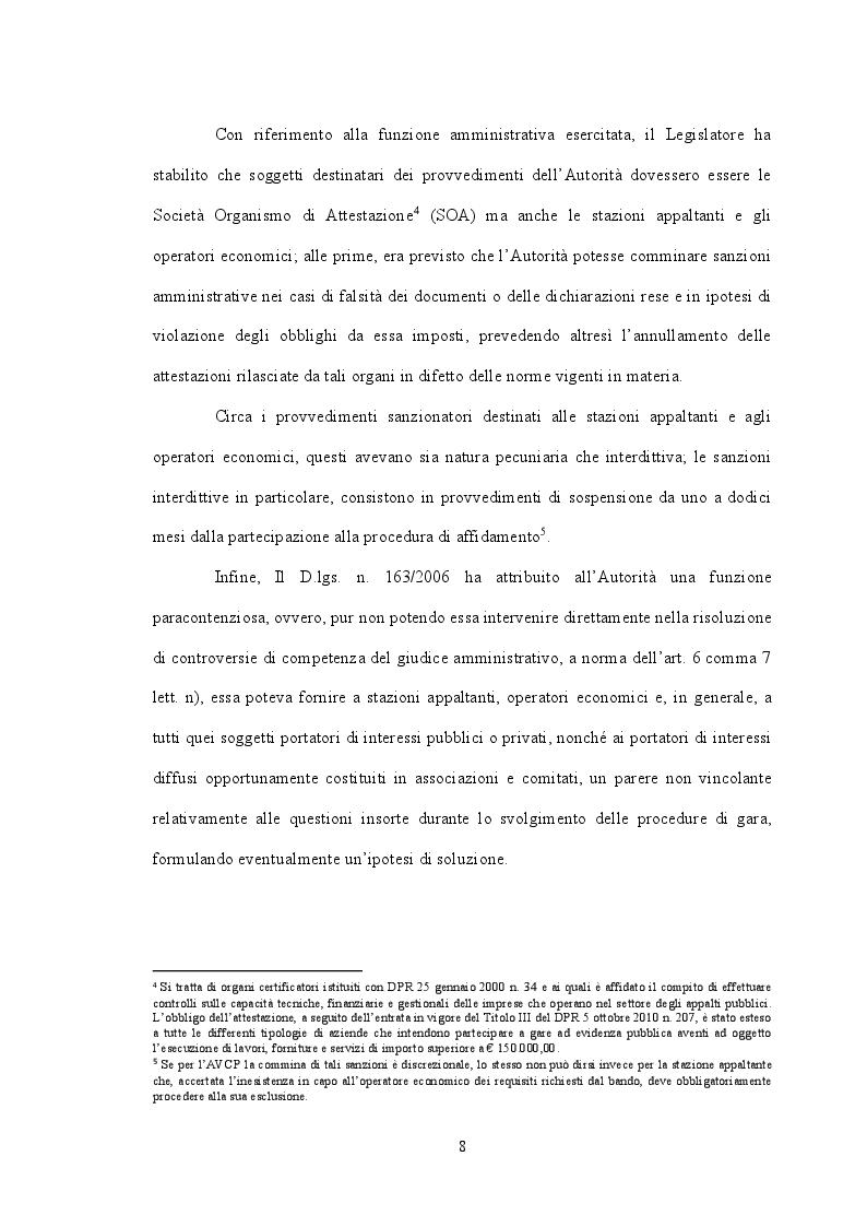 Estratto dalla tesi: Il ruolo delle Centrali Uniche di Committenza nel Settore degli Appalti Pubblici