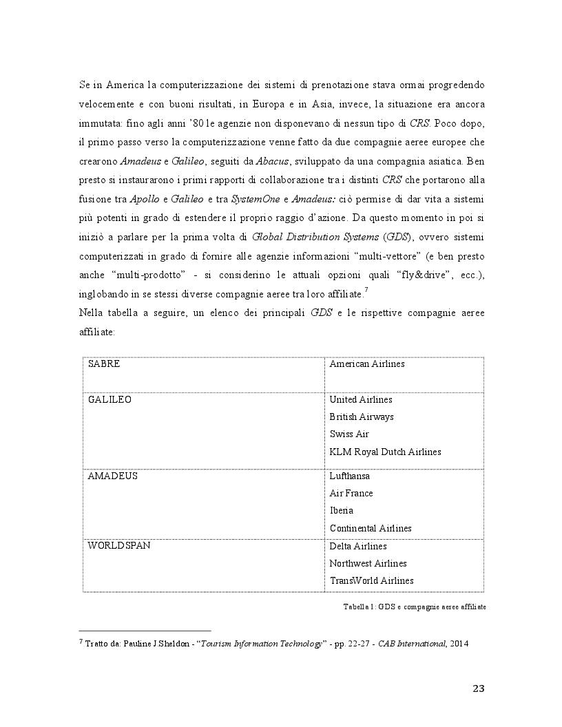 Anteprima della tesi: Travel 2.0: Di che cosa parlano gli utenti in rete? La Web Reputation ed il caso TripAdvisor, Pagina 9