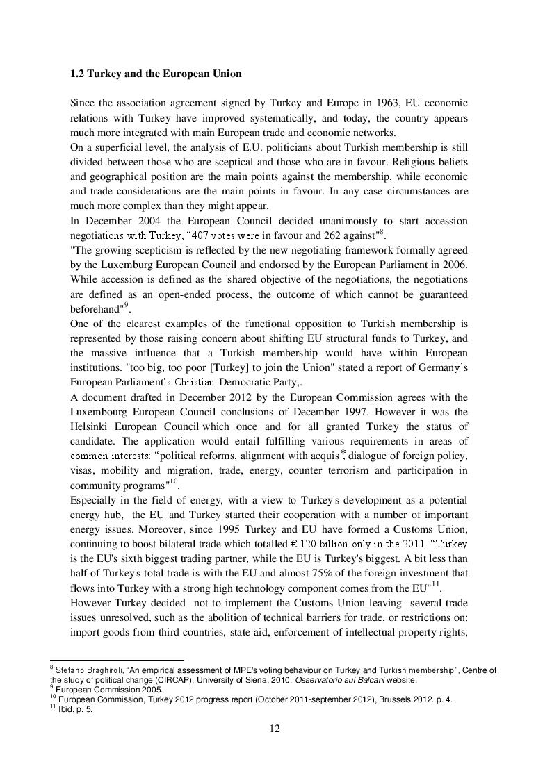 Anteprima della tesi: The evolution of Islamic Finance. The case of Turkey, Pagina 2