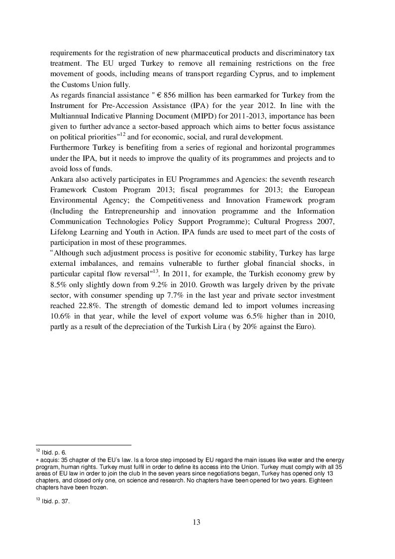 Anteprima della tesi: The evolution of Islamic Finance. The case of Turkey, Pagina 3