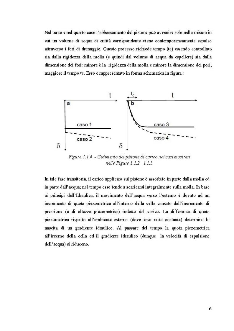 Anteprima della tesi: Influenza delle condizioni di drenaggio sulla stabilita di scavi e rilevati artificiali, Pagina 4