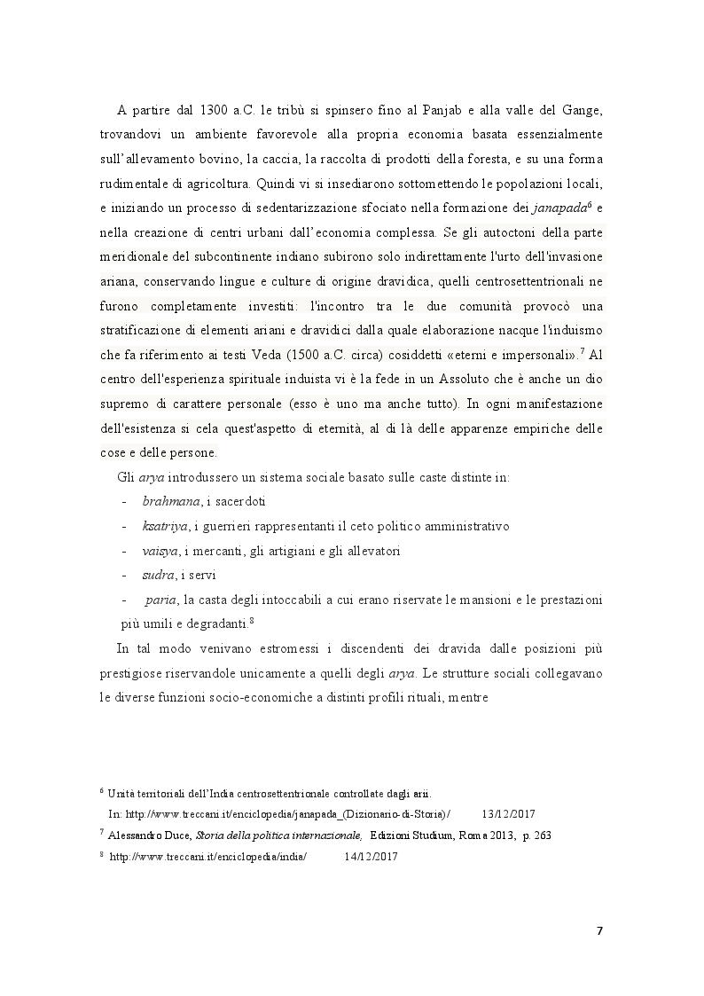 Anteprima della tesi: La terra dei Puri: Origini, evoluzione e attualità, Pagina 6