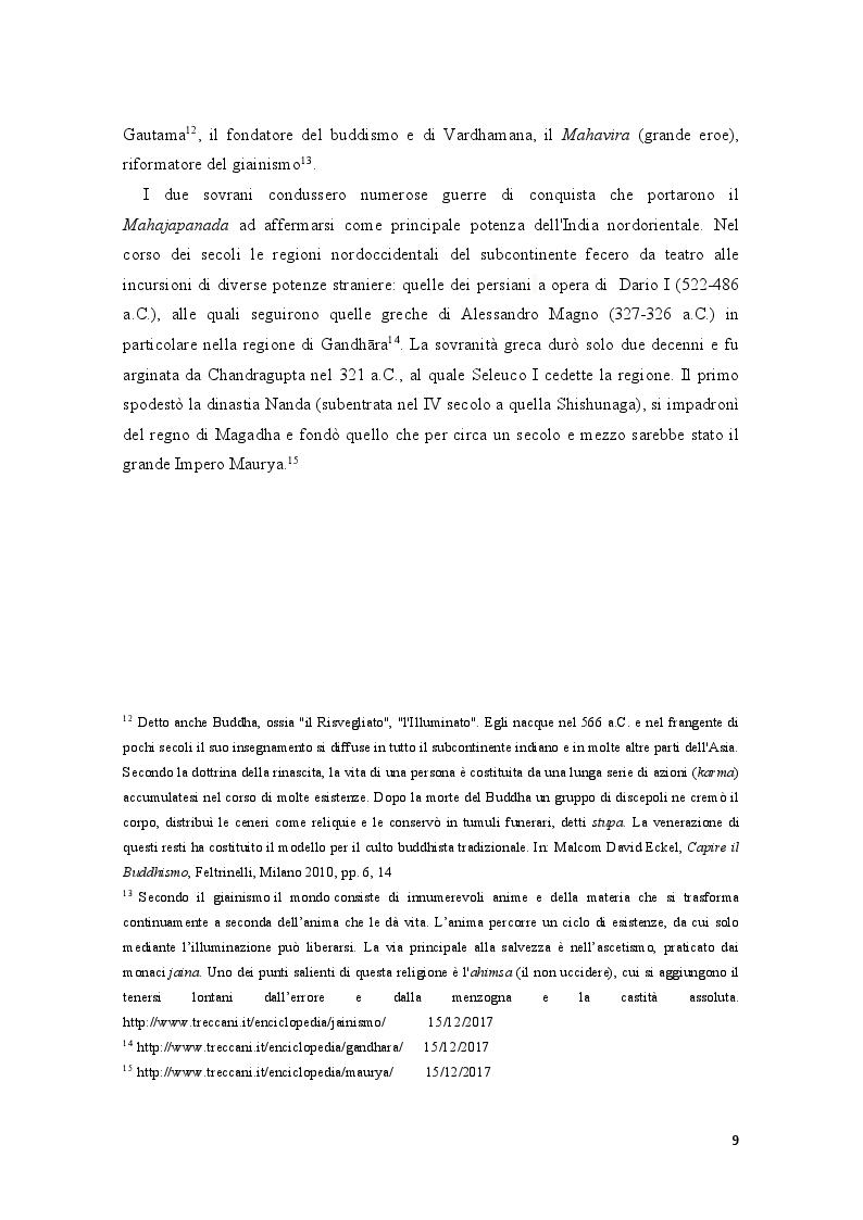 Anteprima della tesi: La terra dei Puri: Origini, evoluzione e attualità, Pagina 8