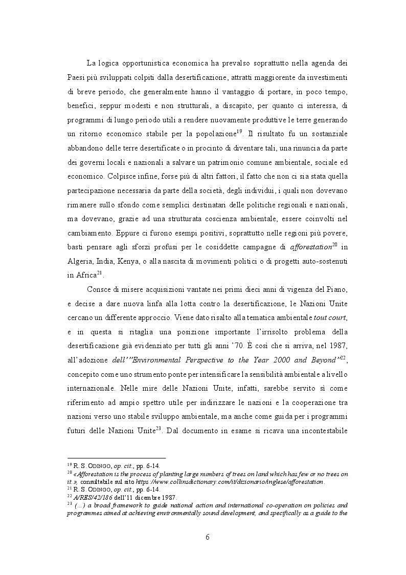 Estratto dalla tesi: La disciplina giuridica del consumo di suolo