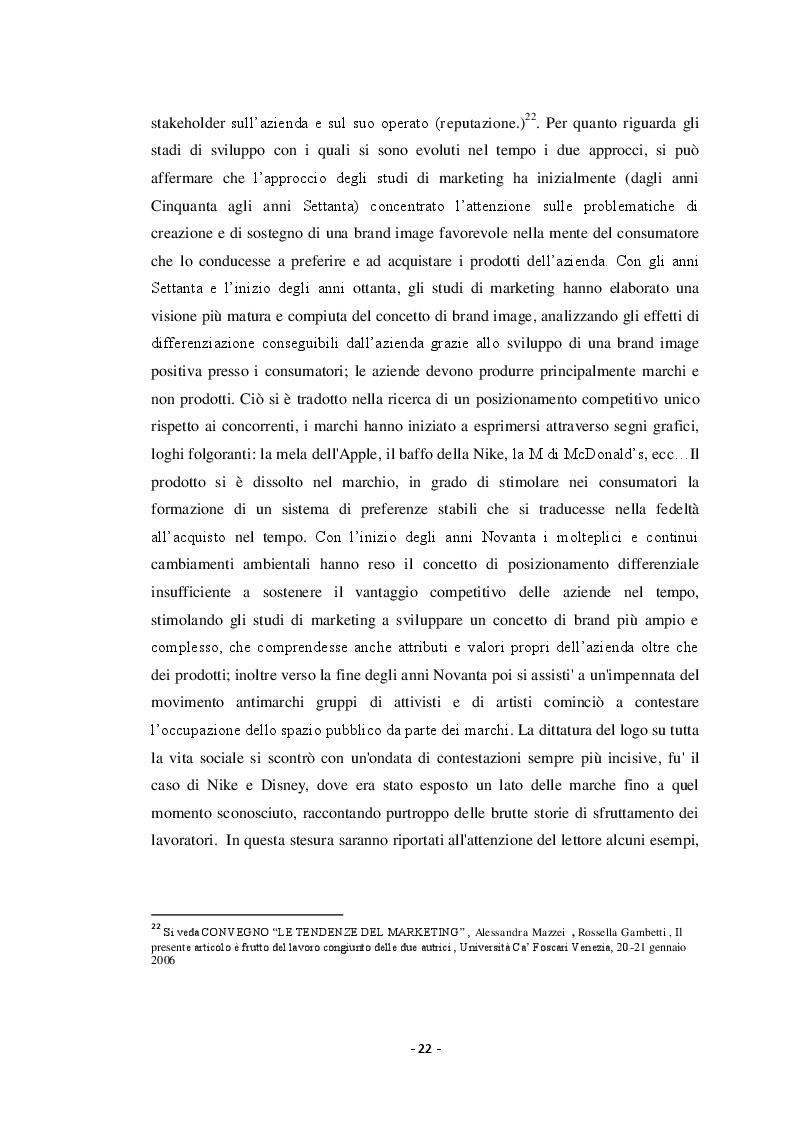 Anteprima della tesi: Strategie di Marketing, il Ruolo dello Storytelling dalla nascita ai Canali Digitali odierni, Pagina 3
