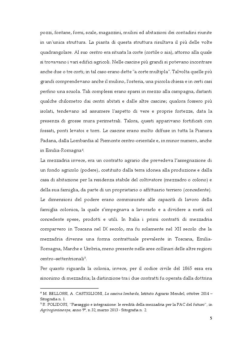 Anteprima della tesi: La contrattazione collettiva in agricoltura e il fenomeno del caporalato, Pagina 6