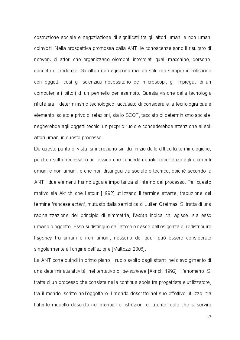 Estratto dalla tesi: Tecnologia, organizzazione e lavoratori: il caso studio dell'EM Group