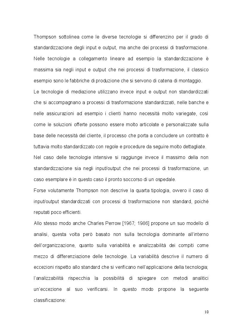 Anteprima della tesi: Tecnologia, organizzazione e lavoratori: il caso studio dell'EM Group, Pagina 7