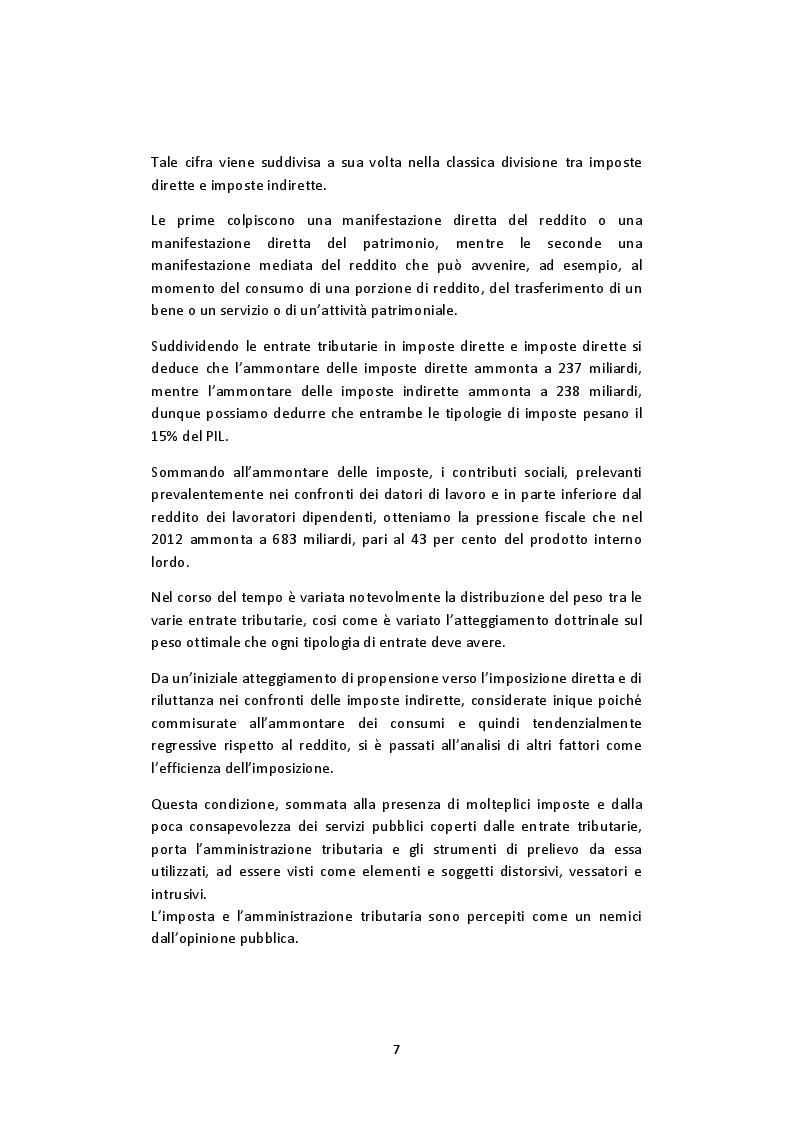 Anteprima della tesi: L'imposta personale sul reddito nel contesto italiano: Profili Teorici Evoluzione Storica e Proposte di Modifica, Pagina 3