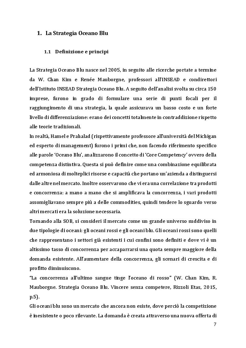 Anteprima della tesi: L'oceano blu della telefonia: casi Apple e Xiaomi, Pagina 5