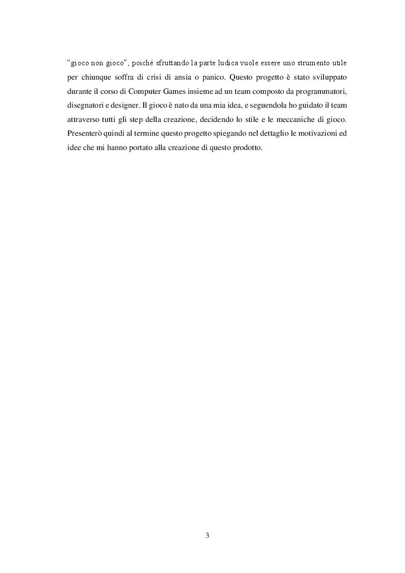 Anteprima della tesi: Videogiochi e psicologia: come le esperienze interattive contribuiscono alla conoscenza ed alla cura delle malattie mentali, Pagina 4