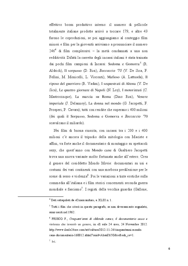Anteprima della tesi: Strategie di distribuzione e marketing di Mamma Roma, Pagina 3