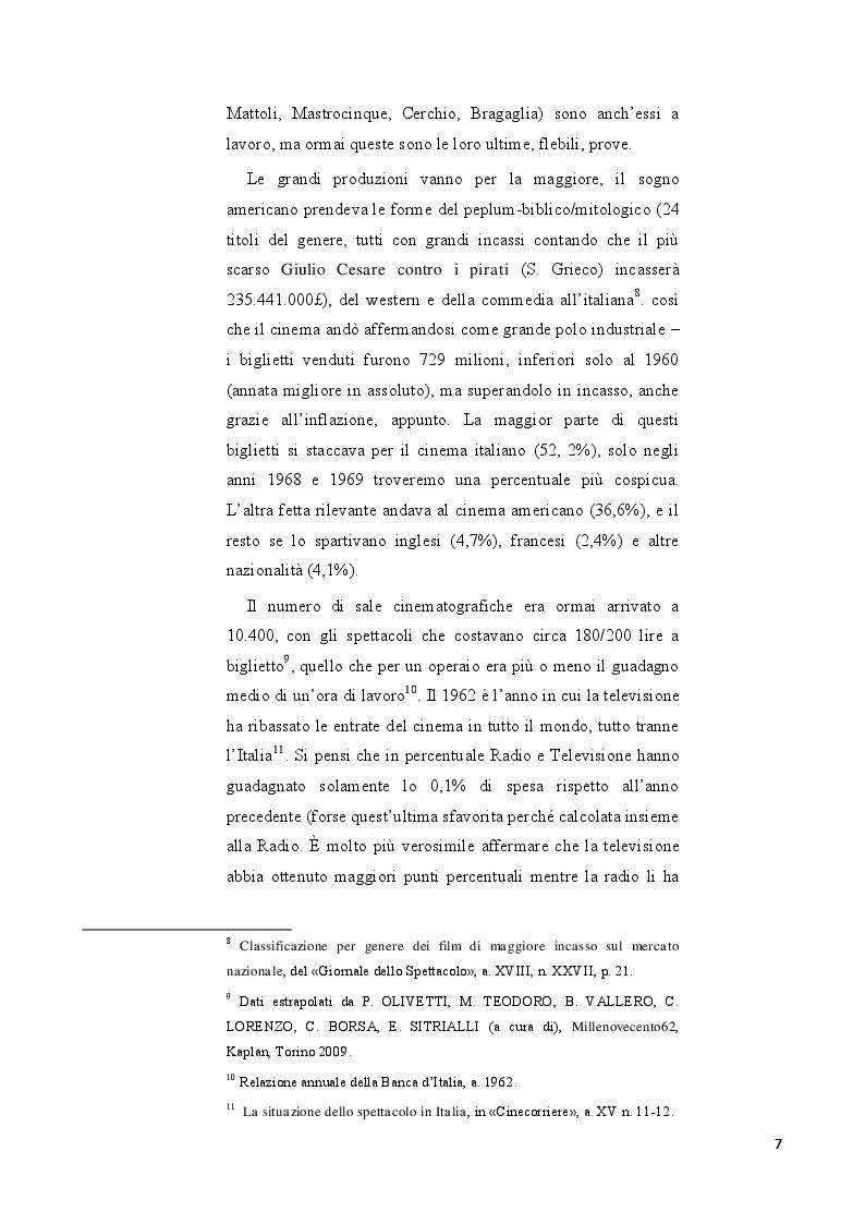 Anteprima della tesi: Strategie di distribuzione e marketing di Mamma Roma, Pagina 4