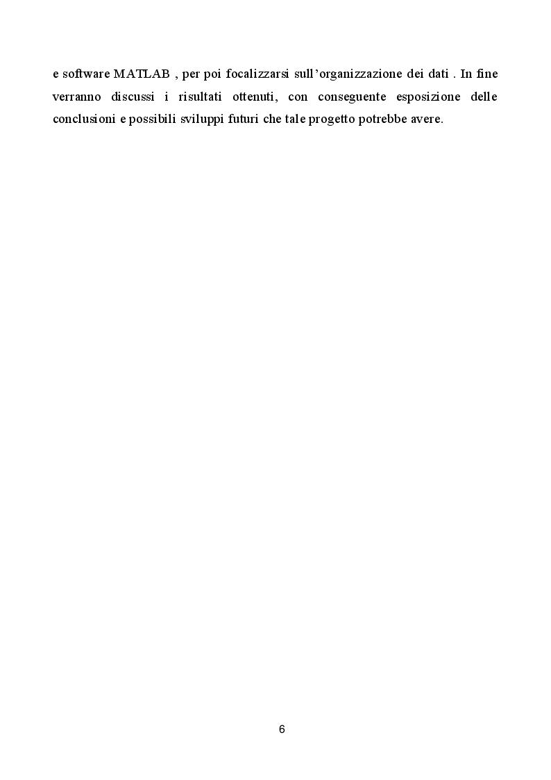 Anteprima della tesi: Valutazione della fattibilità del riconoscimento di attività umana mediante dispositivo indossabile, Pagina 4