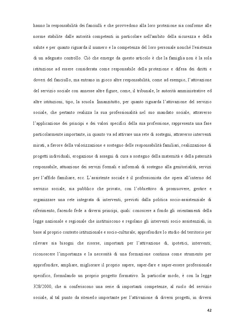 Anteprima della tesi: La povertà educativa e le azioni di contrasto. Il contributo della progettazione sociale nell'abito scolastico, Pagina 3