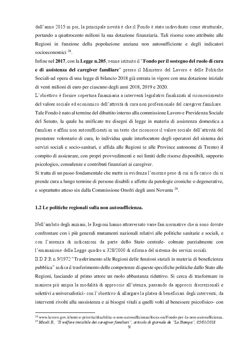 Estratto dalla tesi: Esperienze di Mediazione Familiare Intergenerazionale nel comune di Firenze. Il ruolo dell'assistente sociale.