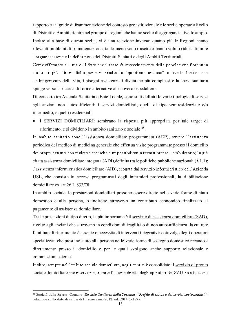 Anteprima della tesi: Esperienze di Mediazione Familiare Intergenerazionale nel comune di Firenze. Il ruolo dell'assistente sociale., Pagina 3