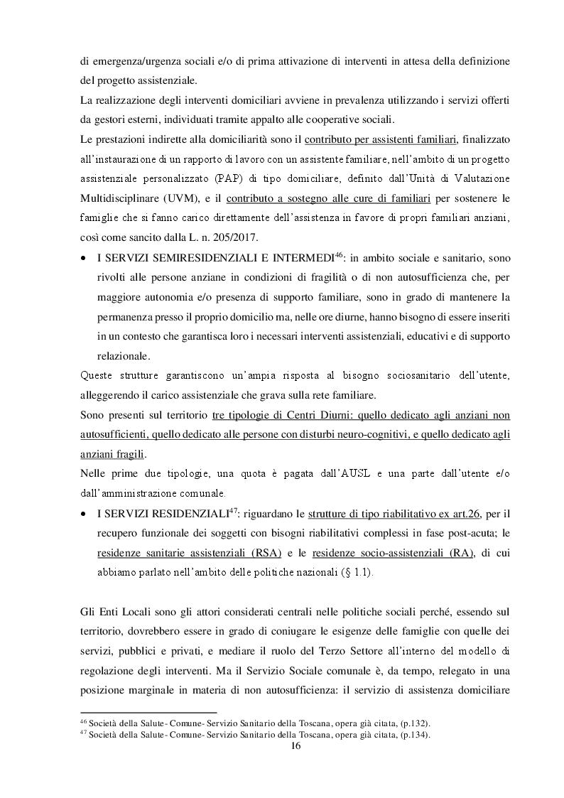 Anteprima della tesi: Esperienze di Mediazione Familiare Intergenerazionale nel comune di Firenze. Il ruolo dell'assistente sociale., Pagina 4
