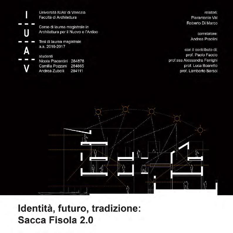 Anteprima della tesi: Identità, futuro, tradizione: Sacca Fisola 2.0, Pagina 1