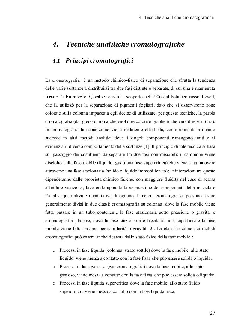 Estratto dalla tesi: Studio dell'effetto di alcuni co-catalizzatori metallici sull'elettrocatalisi dell'oro per l'analisi dei carboidrati