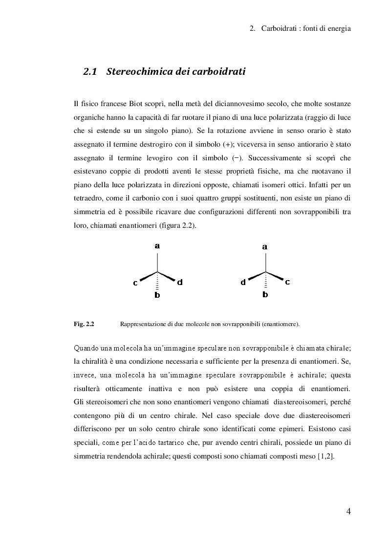 Anteprima della tesi: Studio dell'effetto di alcuni co-catalizzatori metallici sull'elettrocatalisi dell'oro per l'analisi dei carboidrati, Pagina 5