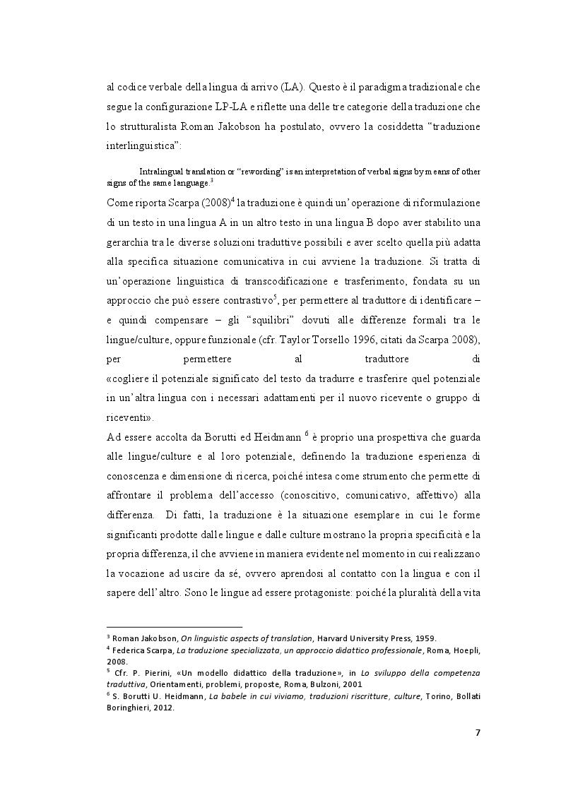 Anteprima della tesi: La traduzione e il discorso politico: tradurre Donald Trump dall'inglese al francese, Pagina 6