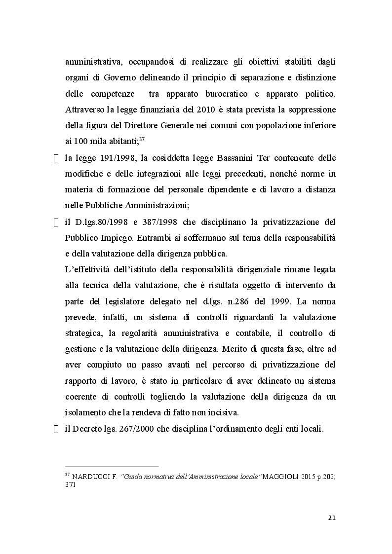 Anteprima della tesi: La gestione delle RU: Modelli di applicazione della best practice all'interno del Comune di Bari, Pagina 5