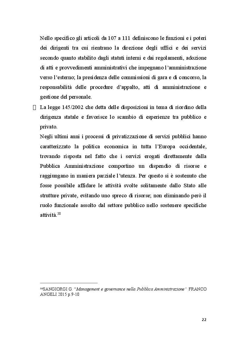 Anteprima della tesi: La gestione delle RU: Modelli di applicazione della best practice all'interno del Comune di Bari, Pagina 6