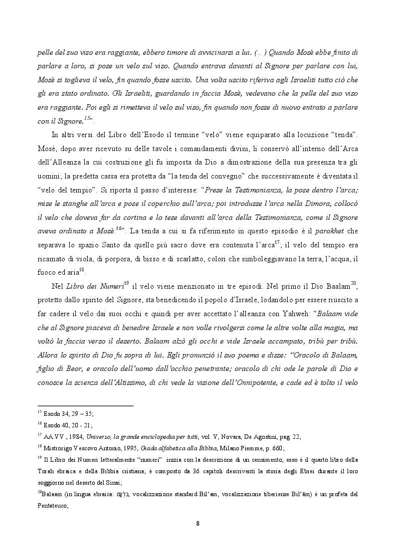Anteprima della tesi: Il velo tra moda e sicurezza, Pagina 7
