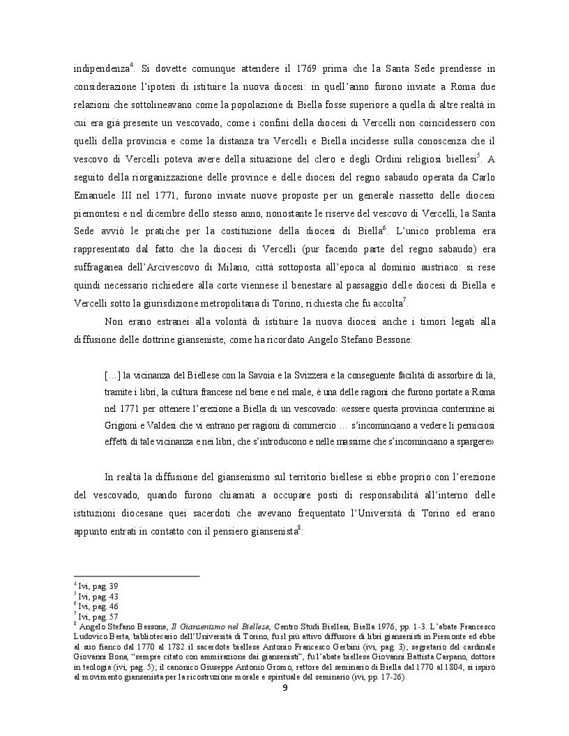 Anteprima della tesi: Occupanti tedeschi, fascisti repubblicani e movimento partigiano: una mediazione cattolica a Biella. Il caso di radio Baita, Pagina 5
