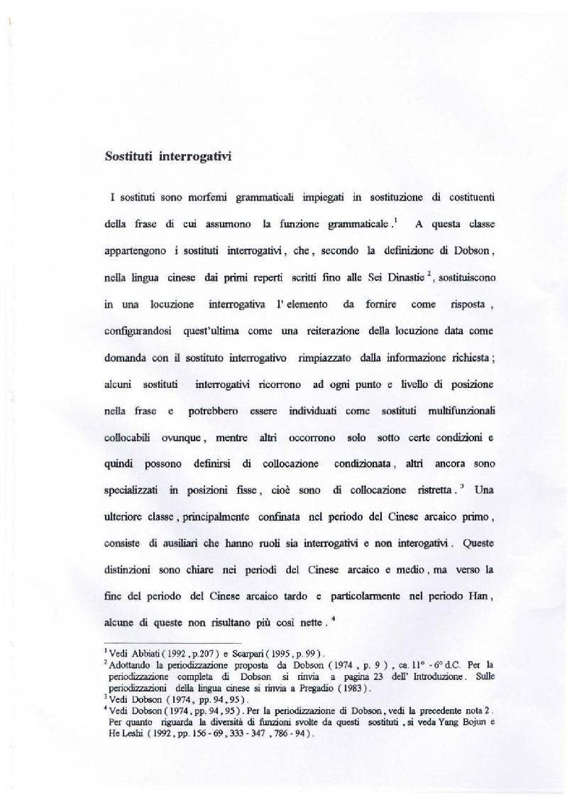 Estratto dalla tesi: Il Sutra del Podio del Sesto Patriarca. Analisi di alcuni aspetti linguistici