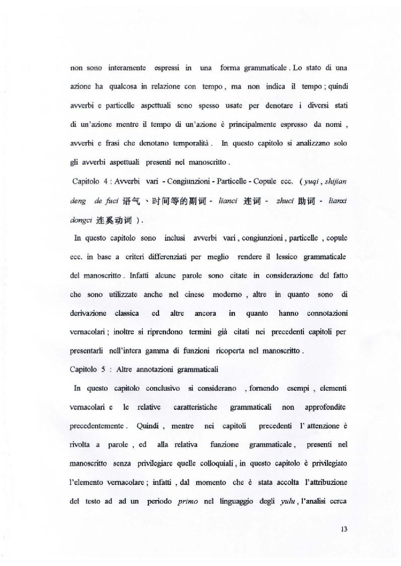 Anteprima della tesi: Il Sutra del Podio del Sesto Patriarca. Analisi di alcuni aspetti linguistici, Pagina 7