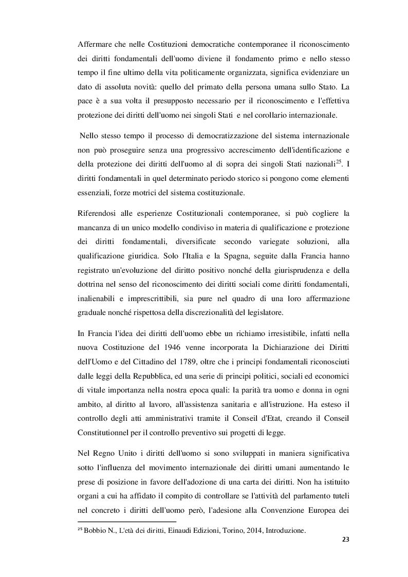 Estratto dalla tesi: L'influenza del diritto dell'Unione Europea nel diritto del lavoro