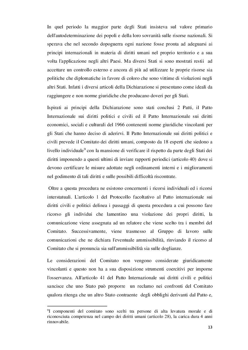 Anteprima della tesi: L'influenza del diritto dell'Unione Europea nel diritto del lavoro, Pagina 3