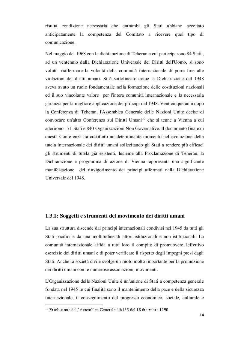 Anteprima della tesi: L'influenza del diritto dell'Unione Europea nel diritto del lavoro, Pagina 4