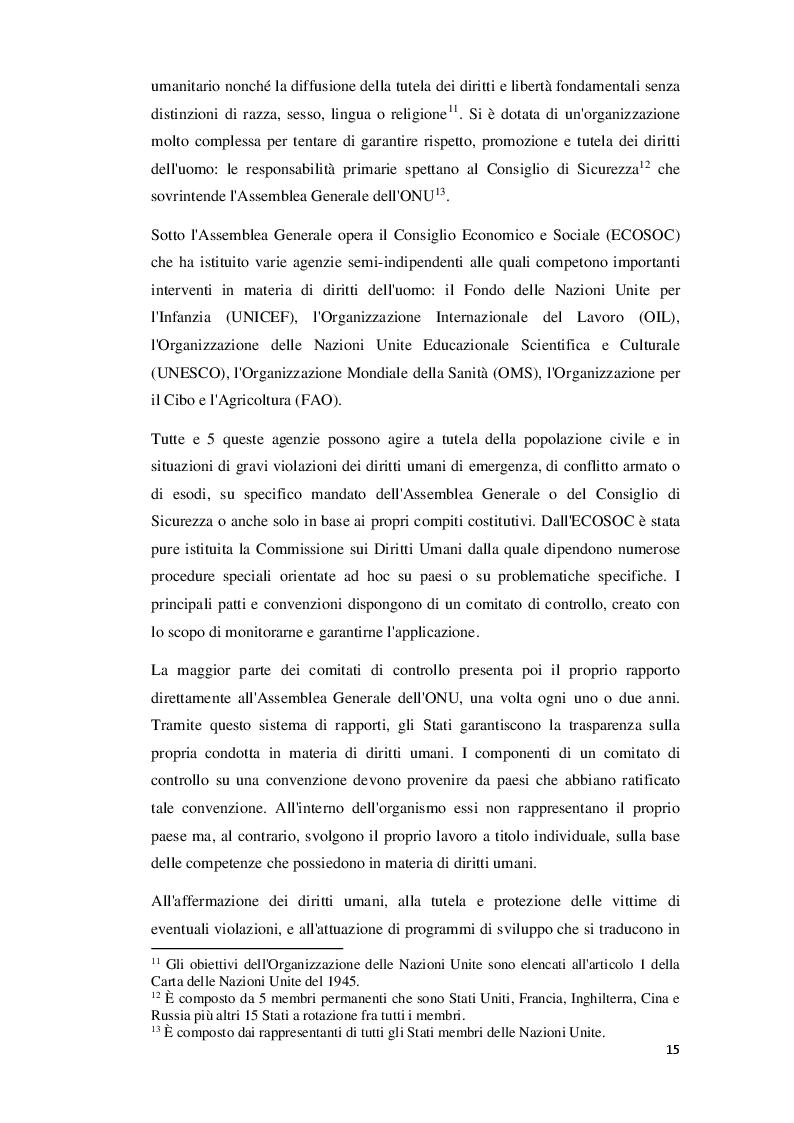 Anteprima della tesi: L'influenza del diritto dell'Unione Europea nel diritto del lavoro, Pagina 5